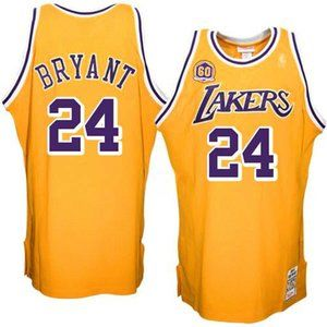 Kobe Bryant Los Angeles Lakers Jersey